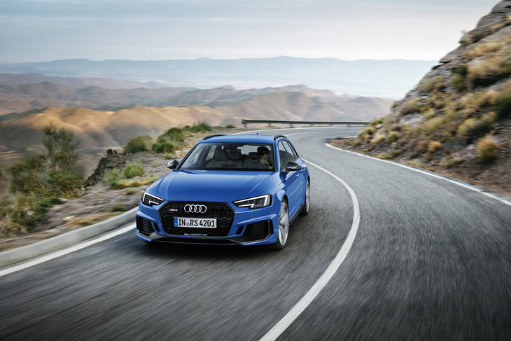 Nuevo Audi RS4 Avant desde 96.890 euros