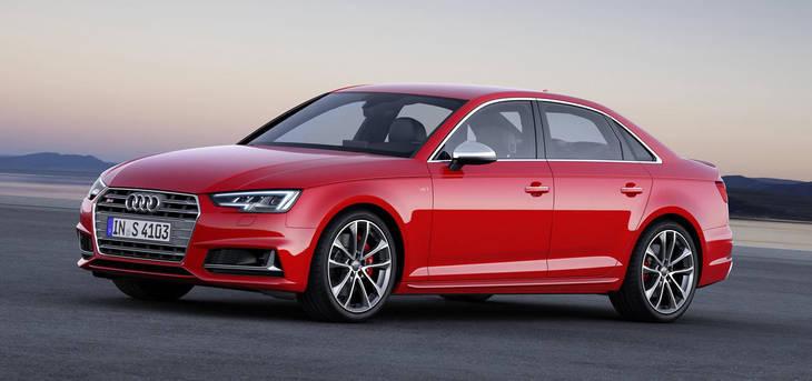 El Audi S4 Sedán/Avant 2015 tendrá 354 CV