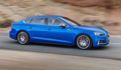 Los nuevos Audi A5 y S5 Sportback a partir de 43.000€ y 77.900€