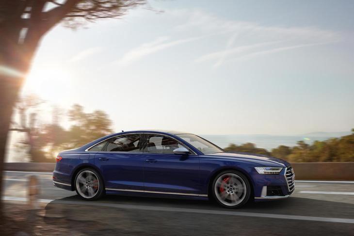 Nuevo Audi S8 una berlina deportiva