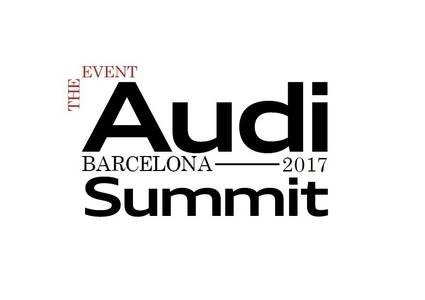 Audi Summit exposición de tecnología en Barcelona