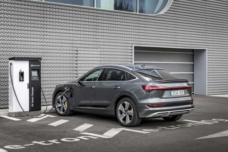 Nuevo Audi e-tron Sportback desde 75.430 euros