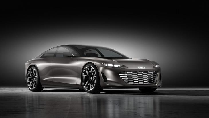 Audi grandsphere concept, viajar en primera clase