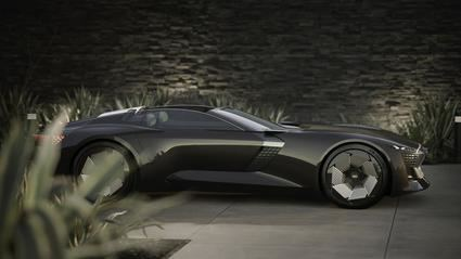 Audi Skysphere Concept, doble personalidad