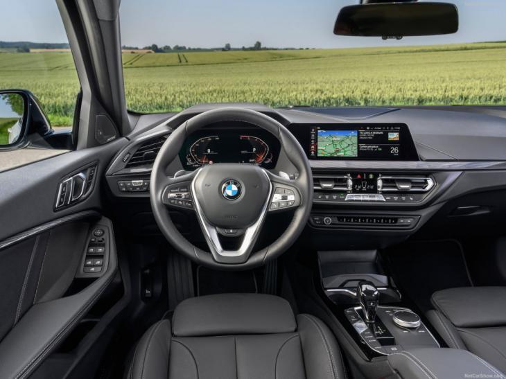 La prueba del nuevo BMW Serie 1