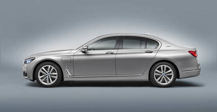 ¿Puedes comprarte un BMW 740e y 740Le xDrive iPerformance?