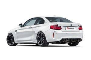 El BMW M2 m�s escandaloso