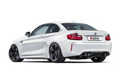 El BMW M2 más escandaloso