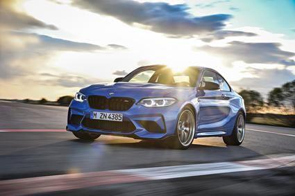Nuevo BMW M2 CS