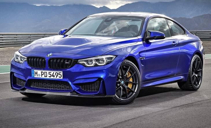 BMW M4 CS: A medio camino entre el M4 Performance y el GTS