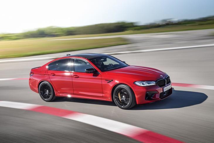 Nuevos BMW M5 y BMW M5 Competition