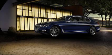 El estilo del BMW Serie 7