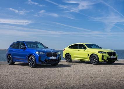 El BMW X3 y X4 se renuevan