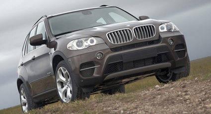 BMW X5 y X6 de 2011 a 2013 con problemas en el eje delantero