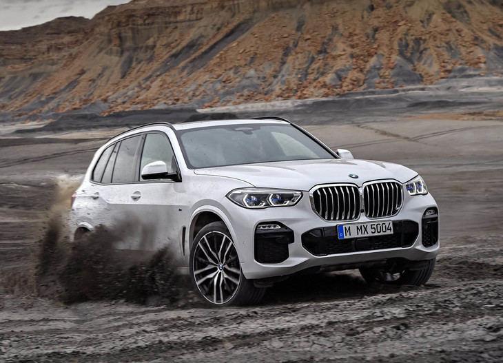 El nuevo BMW X5 ya tiene precios para España