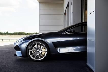 El BMW Serie 8 Concept ve la luz
