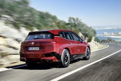 BMW iX el nuevo buque insignia tecnológico del Grupo