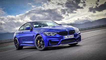 Precios para España del paquete de competición para el BMW M3 y M4
