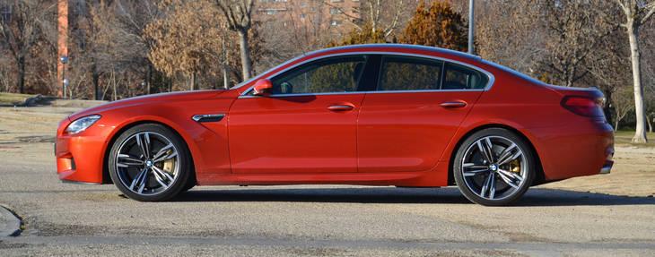 BMW M6 Gran Coupé: Confort y deportividad