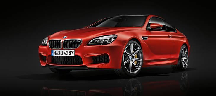Más poderío para las variantes del BMW M6