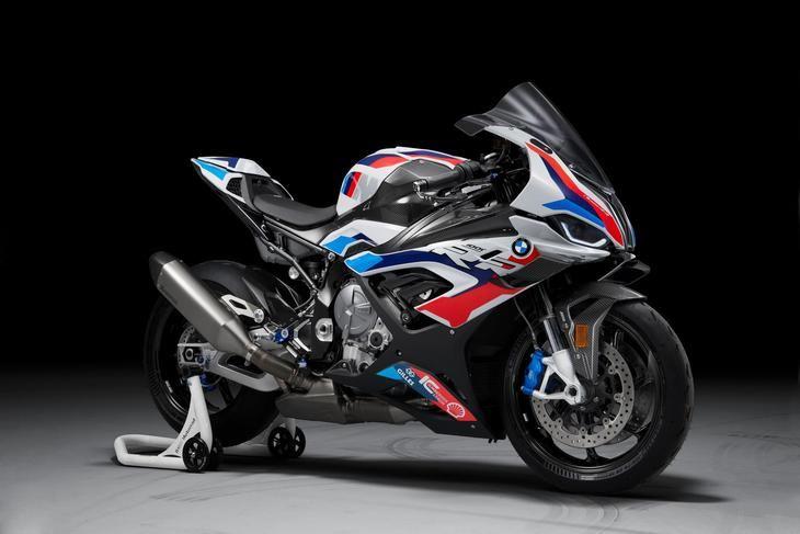 Nueva BMW M RR, nacida para la competición