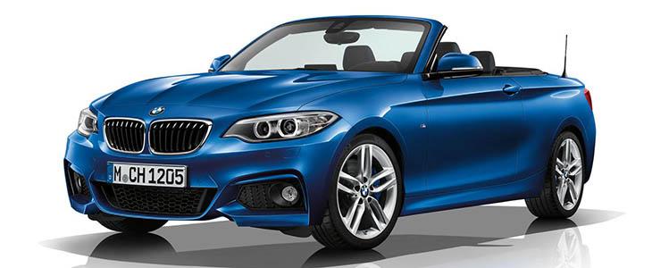 BMW Serie 2 Cabrio 'Pack M'