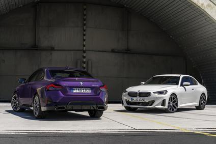 Nuevo BMW Serie 2 Coupé