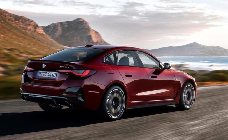 BMW Serie 4 Gran Coupé, cuando la deportividad es elegante y versátil