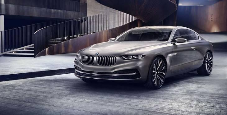 BMW podría lanzar la nueva Serie 9
