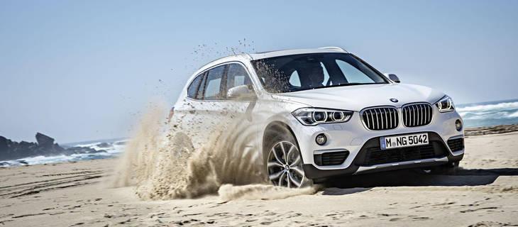 Nuevo BMW X1: ahora mucho más atractivo
