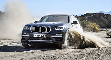 Nuevo BMW X3, más parecido a su hermano mayor el X5