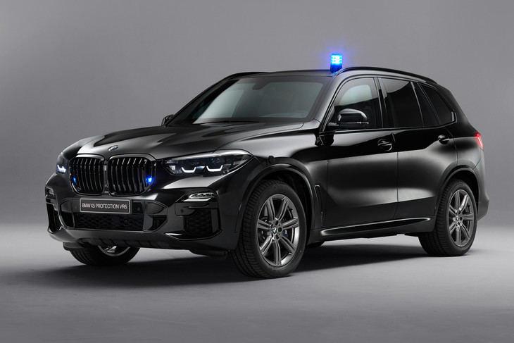 BMW X5 Protection VR6 para una protección total