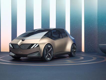 BMW i Vision Circular, el compacto del futuro