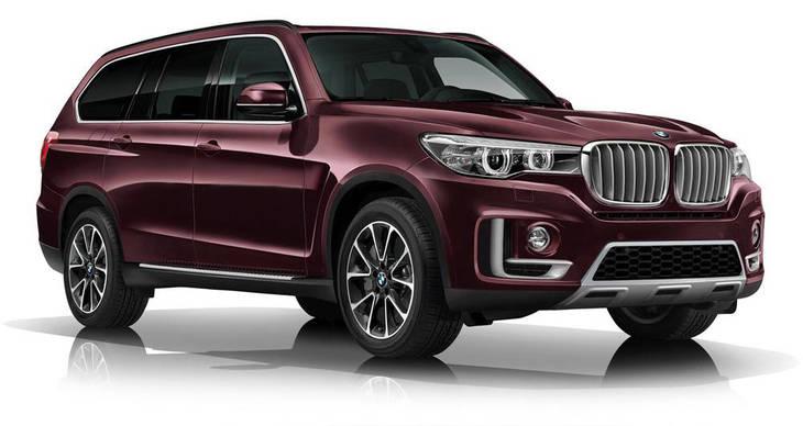 El BMW X7: desde 130.000€