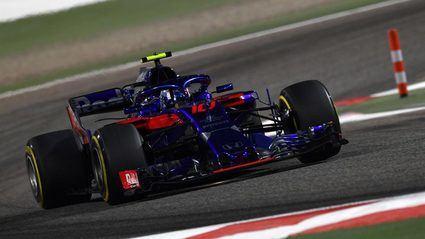 GP de Bahrein: Ferrari más rápido a la espera del 'modo fiesta' de Mercedes el sábado