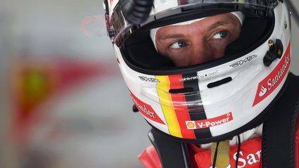 Vettel da esperanzas a los ferraristas