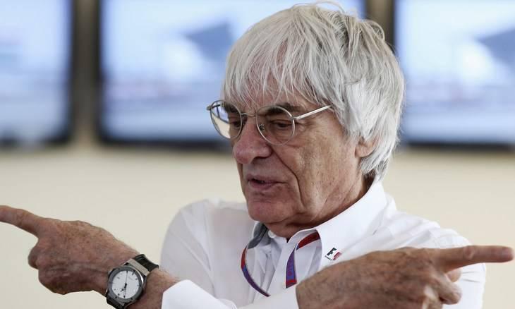 Liberty Media compra la F1