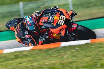 Binder y KTM hacen historia en Brno