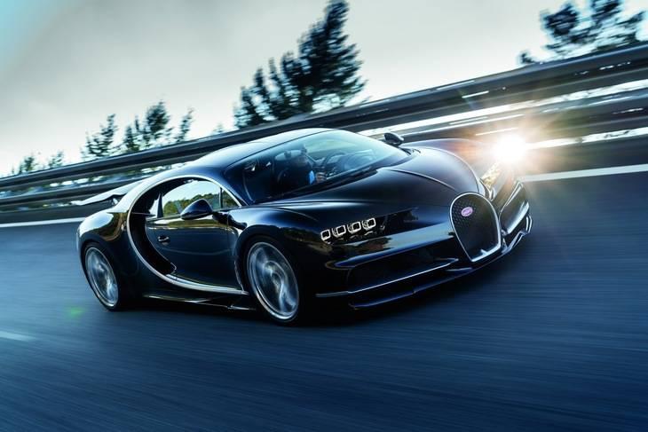 Bugatti confirma que su próximo hiperdeportivo será eléctrico