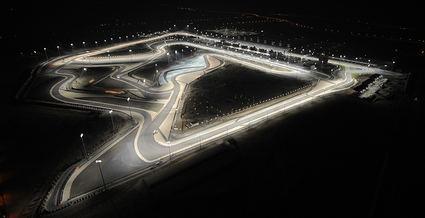 Gran Premio de Bahrein: Neumáticos y horarios