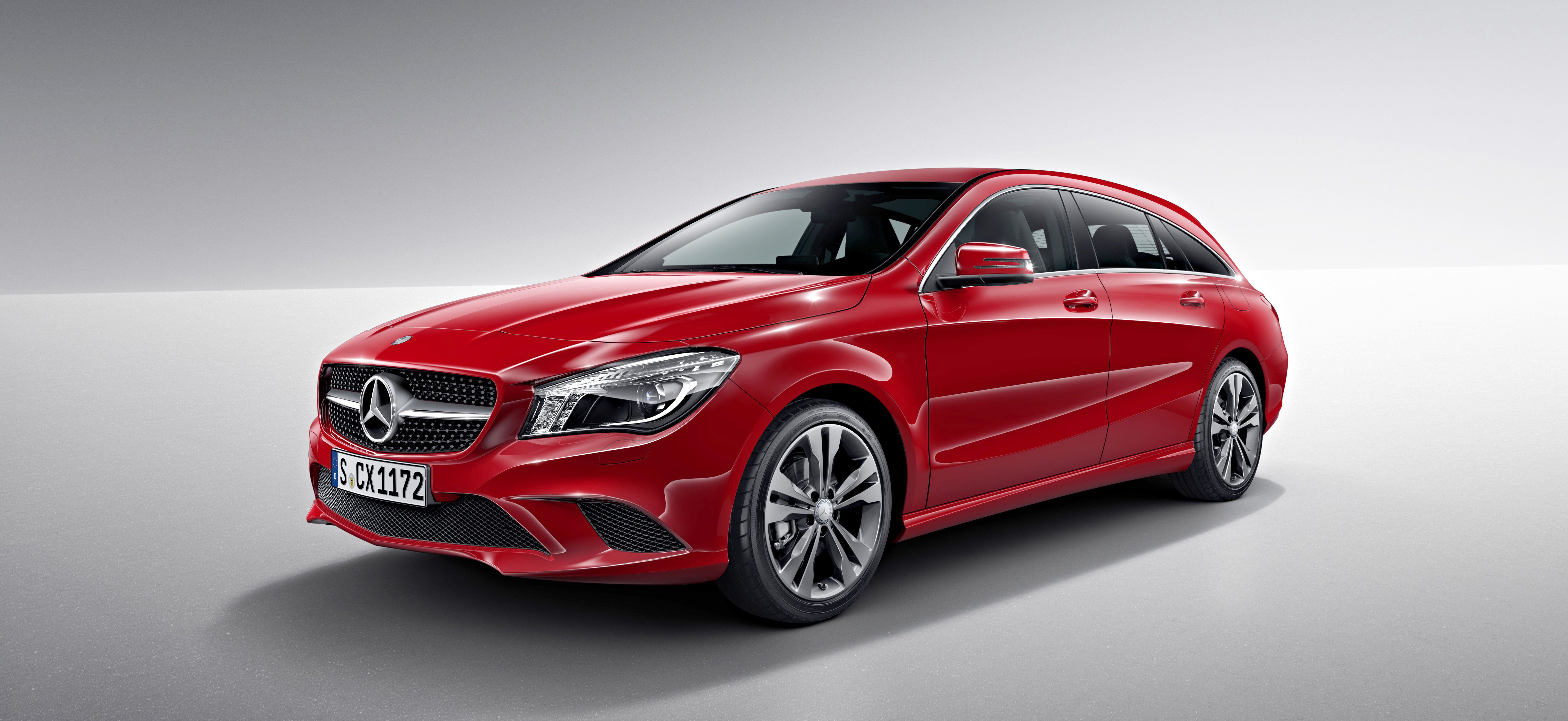 nuevo mercedes cla shooting brake revista de coches. Black Bedroom Furniture Sets. Home Design Ideas