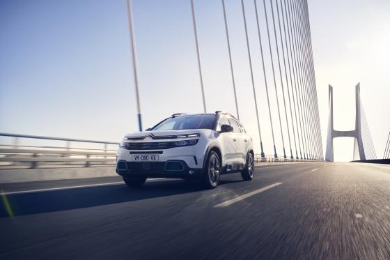 Citroën C5 Aircross con los últimos avances técnicos y tecnológicos