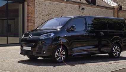 Nuevo Citroën ë-SpaceTourer un 100% eléctrico y polivalente