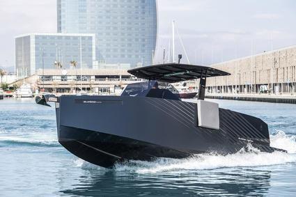 El De Antonio Yachts D28 Formentor con el ADN del CUPRA