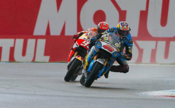 Miller gana su primera carrera de MotoGP