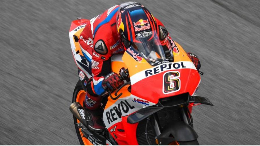 Stefan Bradl sustituye Lorenzo en el equipo HRC-Repsol