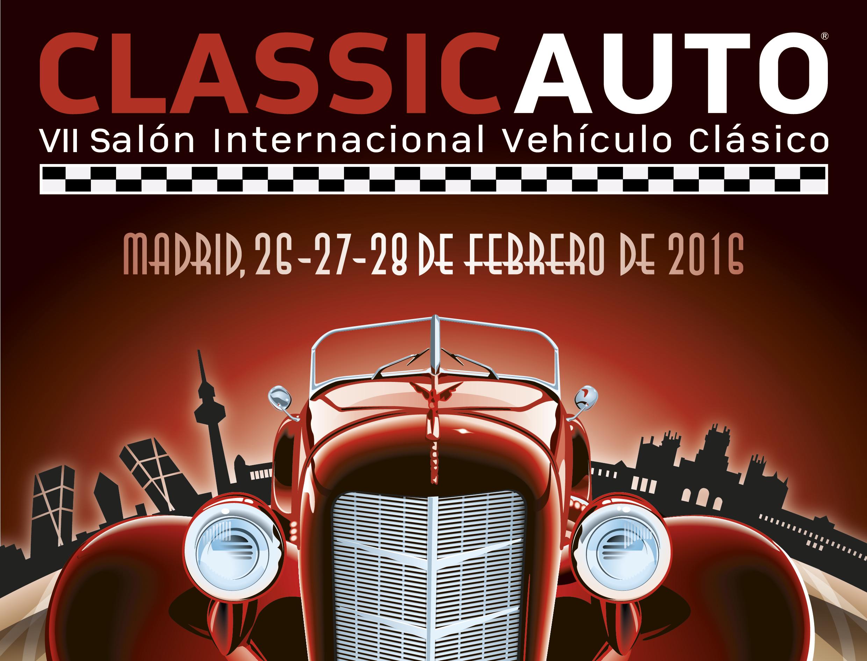 Llega ClassicAuto Madrid 2016 | Revista de coches,