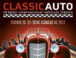 Llega ClassicAuto Madrid 2016
