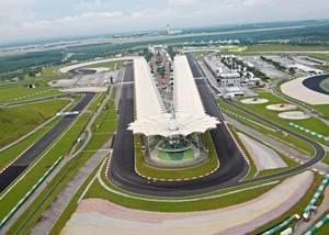 Horarios y circuito del Gran Premio de Malasia