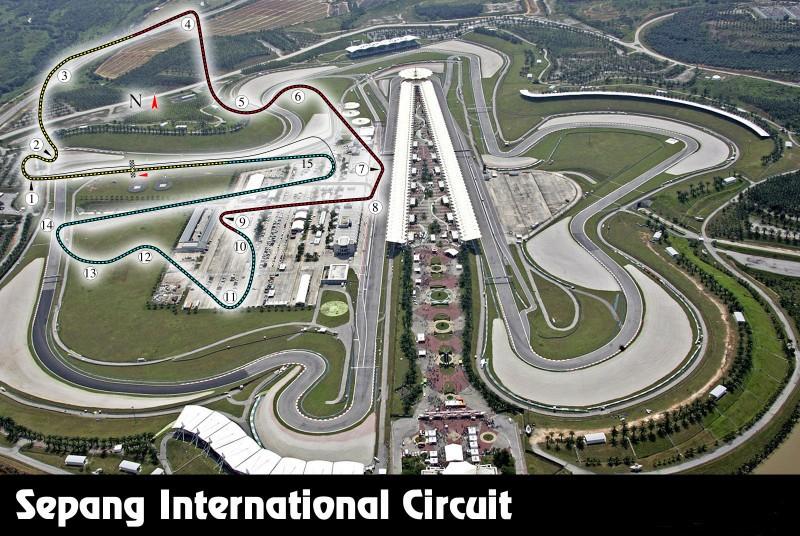 Circuito Kdt Horarios : Gp malasia circuito neumáticos y horarios revista de
